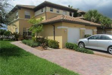 Home for Sale at 12772 NW 83 Ct #36-A, Parkland FL 33076