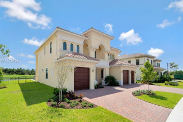 Home for Sale at 10400 S Barnsley Dr, Parkland FL 33076