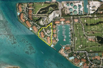 Home for Sale at 4811 & 4821 Fisher Island Dr, Miami FL 33109