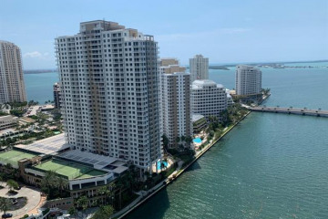 Home for Rent at 465 Brickell Ave #2503, Miami FL 33131