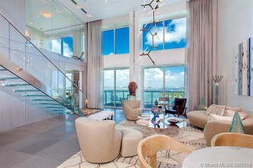 Home for Sale at 10 Venetian Wy #PH 2502, Miami Beach FL 33139