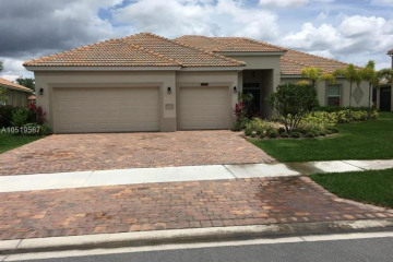 Home for Sale at 11913 SW Aventino Dr, Port St. Lucie FL 34987