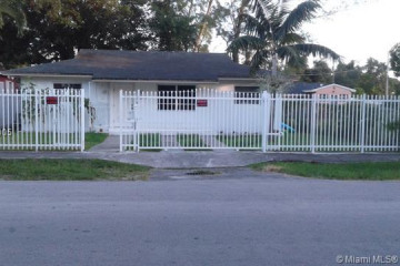 Home for Sale at 1334 NW 83rd St, Miami FL 33147