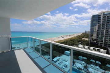Home for Rent at 2301 Collins Ave #1009, Miami Beach FL 33139