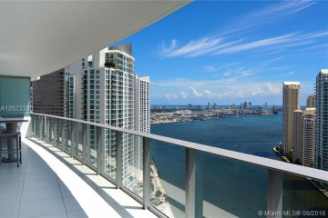 Home for Rent at 200 Biscayne Boulevard Way #3407, Miami FL 33131