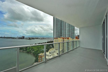 Home for Rent at 2020 N Bayshore Dr #1707, Miami FL 33137