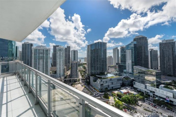 Home for Rent at 92 SW 3rd St #3501, Miami FL 33130