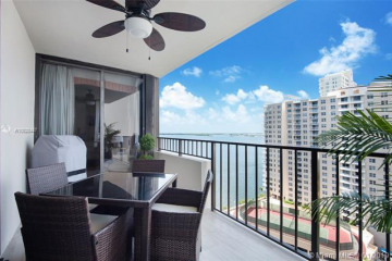 Home for Sale at 520 Brickell Key Dr #A1703, Miami FL 33131