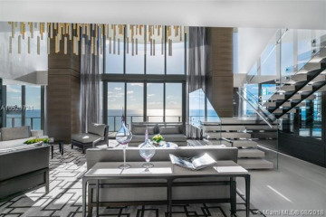 Home for Sale at 19575 Collins Ave #PH-43, Sunny Isles Beach FL 33160