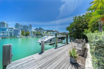 Home for Sale at 6165 Pine Tree Dr, Miami Beach FL 33140