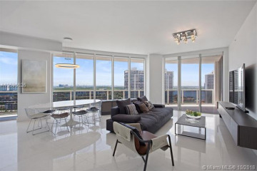 Home for Sale at 4100 Island Blvd #2001, Aventura FL 33160