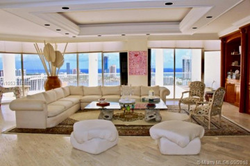 Home for Sale at 3000 Island Blvd #PH-4, Aventura FL 33160