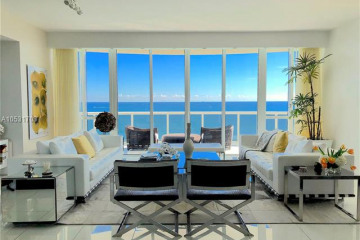 Home for Sale at 15811 Collins Ave #1401, Sunny Isles Beach FL 33160