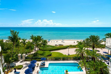 Home for Sale at 16051 Collins Ave #501, Sunny Isles Beach FL 33160