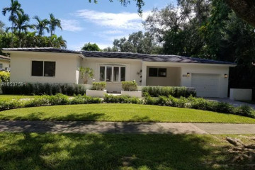 Home for Rent at 414 Sansovino Ave, Coral Gables FL 33146
