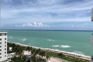 Home for Rent at 6301 Collins Ave #1408, Miami Beach FL 33141
