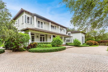 Home for Sale at 12311 SW 63 Ave, Pinecrest FL 33156