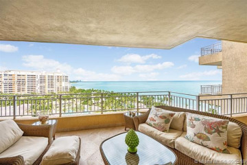 Home for Rent at 799 Crandon Blvd #1203, Key Biscayne FL 33149