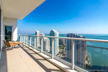 Home for Rent at 300 S Biscayne Blvd #PH-3802, Miami FL 33131