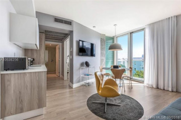 Home for Rent at 1215 West Ave #206, Miami Beach FL 33139