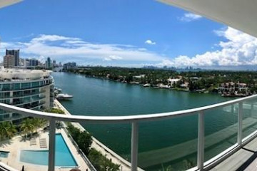 Home for Rent at 6700 Indian Creek #1005, Miami Beach FL 33141