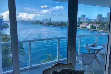 Home for Sale at 9821 E Bay Harbor Dr #603, Miami FL 33154
