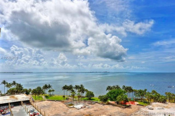 Home for Rent at 2 Grove Isle Drive #B907, Coconut Grove FL 33133