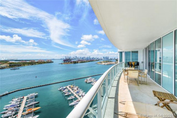 Home for Sale at 1000 S Pointe Dr #1802, Miami Beach FL 33139