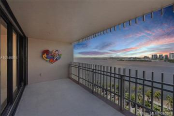Home for Sale at 1 Grove Isle Dr #A1410, Miami FL 33133