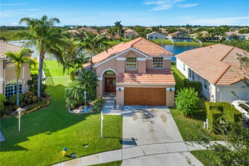 Home for Sale at 14395 NW 15th St, Pembroke Pines FL 33028