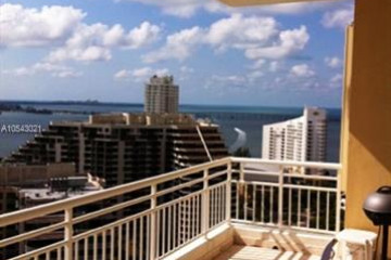 Home for Rent at 888 Brickell Key Dr #2607, Miami FL 33131