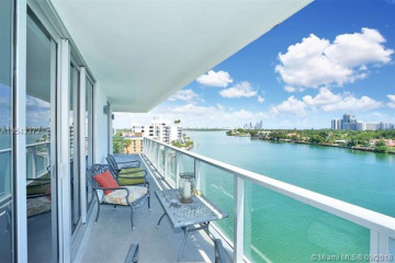 Home for Sale at 9901 E Bay Harbor Dr #701, Bay Harbor Islands FL 33154