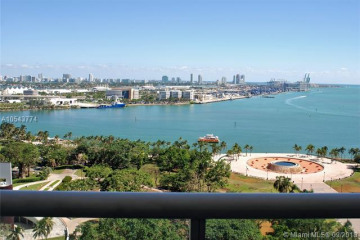 Home for Rent at 50 Biscayne Blvd #1902, Miami FL 33132