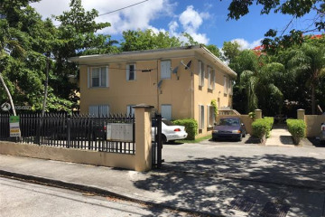 Home for Sale at 3401 Franklin Ave, Miami FL 33133