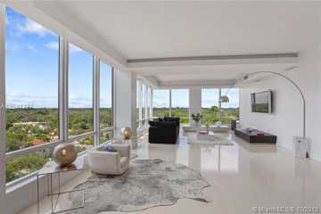 Home for Sale at 60 Edgewater Dr #9H, Coral Gables FL 33133