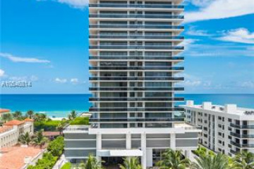 Home for Sale at 5875 Collins Ave #1808, Miami Beach FL 33140