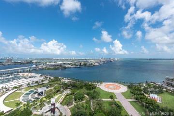 Home for Sale at 50 Biscayne Blvd #3302, Miami FL 33132