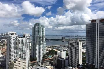 Home for Sale at 151 SE 1st St #702, Miami FL 33131