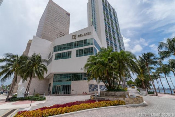 Home for Sale at 335 S Biscayne Blvd #3500, Miami FL 33131