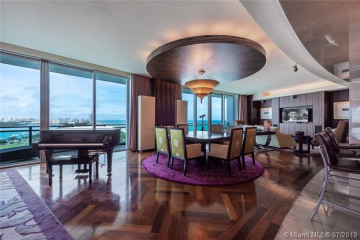 Home for Sale at 10295 Collins Ave #1811-12, Bal Harbour FL 33154