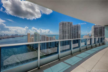 Home for Rent at 200 Biscayne Boulevard Way #4303, Miami FL 33131