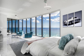 Home for Sale at 18555 Collins Ave #2901, Sunny Isles Beach FL 33160