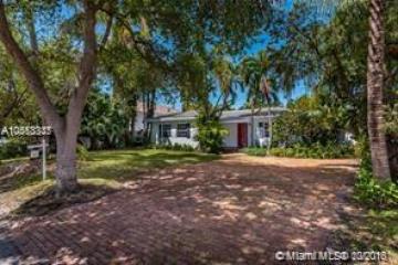 Home for Rent at 482 Glenridge Rd, Key Biscayne FL 33149