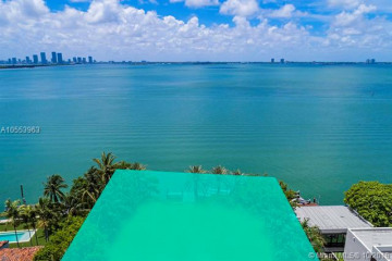 Home for Sale at 4350 N Bay Rd, Miami Beach FL 33140