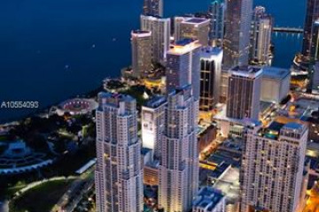 Home for Sale at 253 NE 2nd St #3506, Miami FL 33132