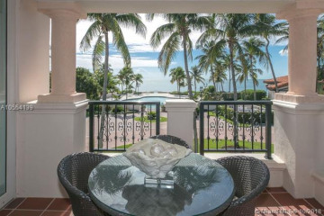 Home for Sale at 15721 Fisher Island Dr #15721+15722, Miami Beach FL 33109