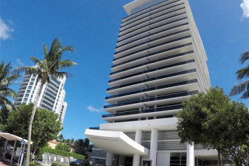 Home for Sale at 5875 Collins Ave #1807, Miami Beach FL 33140