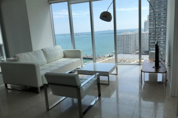 Home for Rent at 485 Brickell Ave #2310, Miami FL 33131