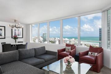 Home for Sale at 400 S Pointe Dr #1706, Miami Beach FL 33139