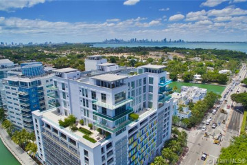 Home for Sale at 201 Aqua Ave #803, Miami Beach FL 33141